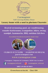 Carmagnac Self Catering Holiday Home