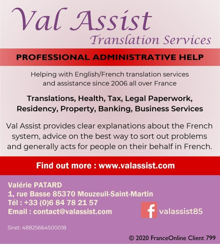 Val Assist Translation Services