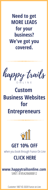 Happy Trails on line,custom business web sites for entrepreneurs,business leads