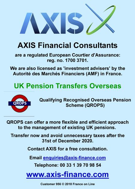 Axis Financial Consultants,French registered,retirement planning,expatriates,expats,English,British,assurance vie,life insurance,succession planning,wealth tax,uk pension transfers overseas,qrops,qualifying recognised overseas pension schemes,investment management,wealth management,tax advice,investments,financial advice in english